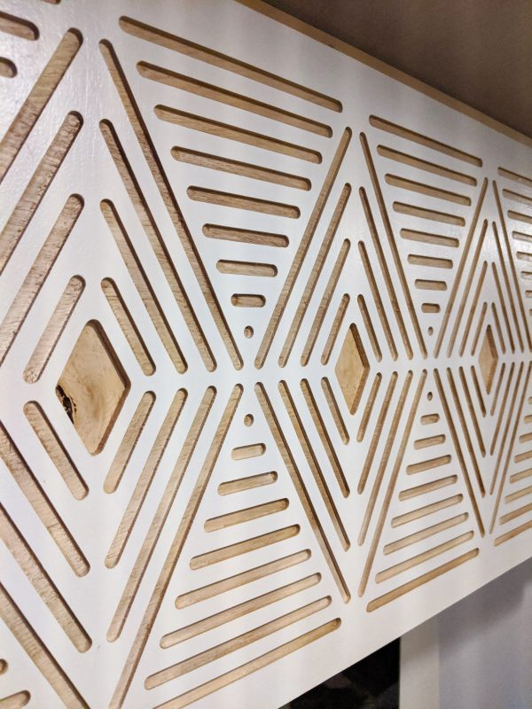 DIY Camper Van Conversion Upper Cabinets CNC