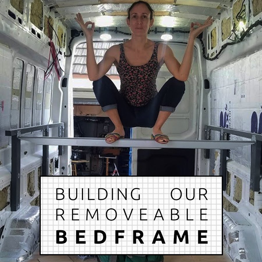 Bed-Build-campervan