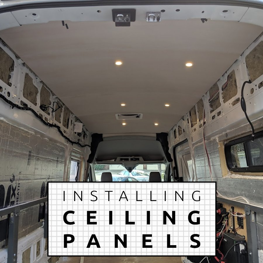 CeilingPanelInstall