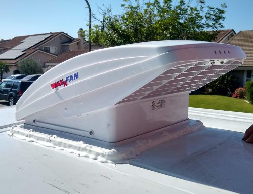 MaxxFan Vent Fan Review and Installation