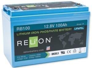 best-battery-camper-van-conversion-relion100