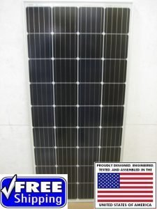 best-solar-panels-van