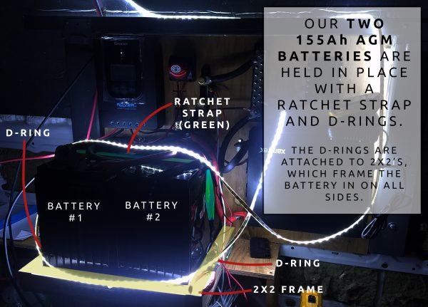 camper-van-conversion-AGM-battery-electrical