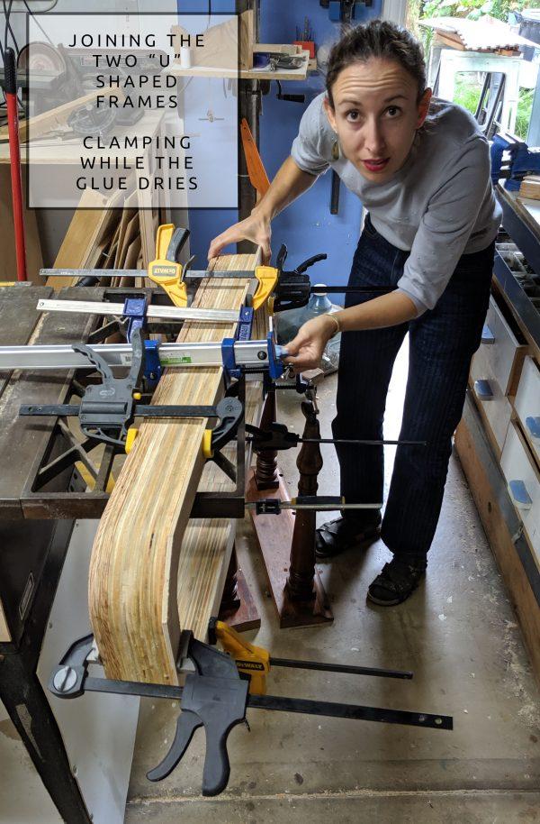 van-build-window-frame-clamping