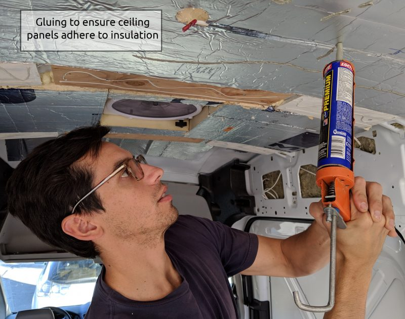 van-ceiling-insulation-panel