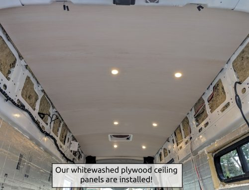 Ceiling Panel Installation