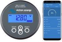 victron battery monitor 12v solar system