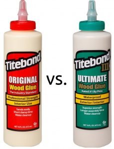 wood glue comparison